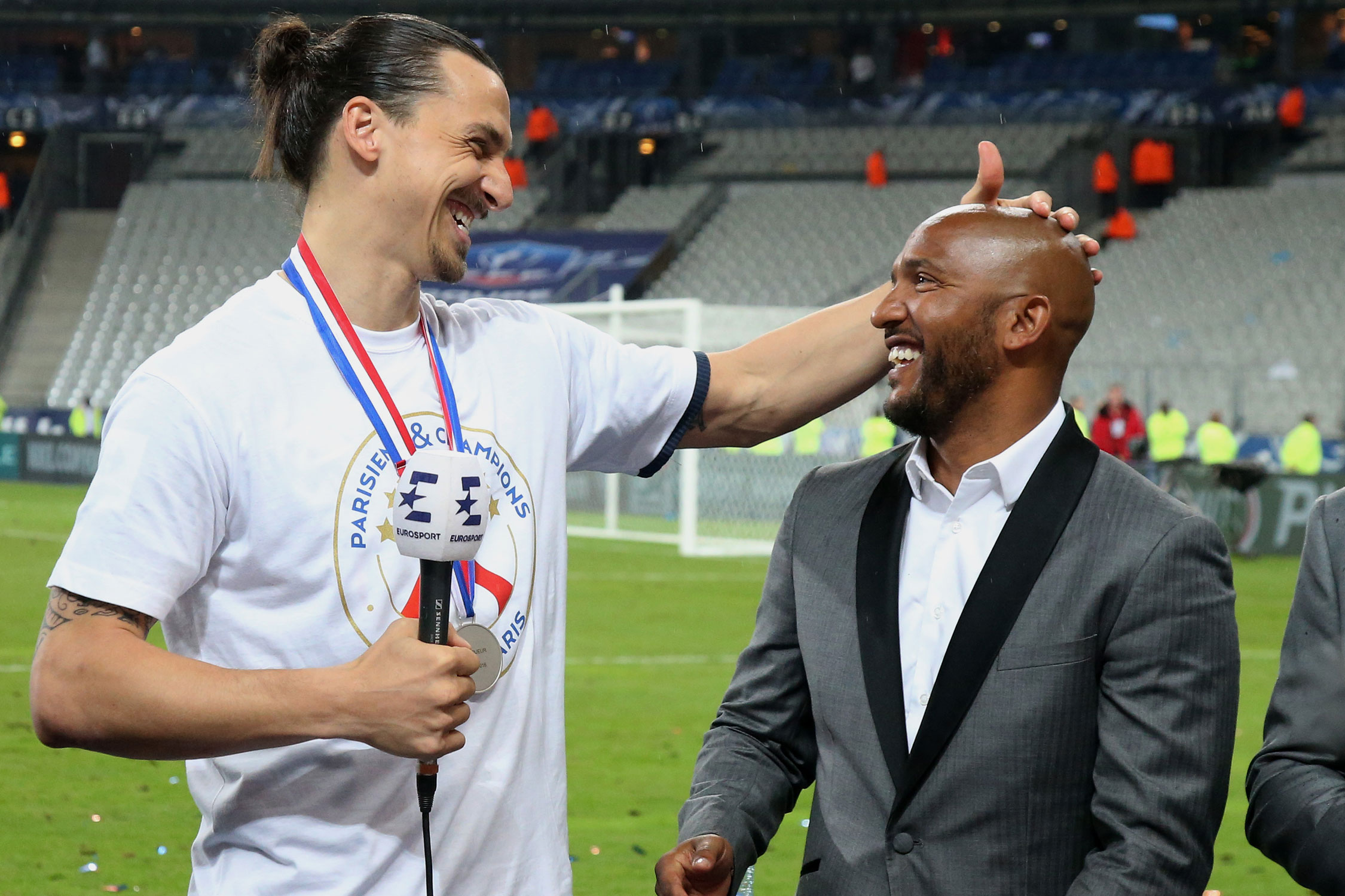 Psg Tv With Zlatan Ibrahimovic Mobile Images Hd